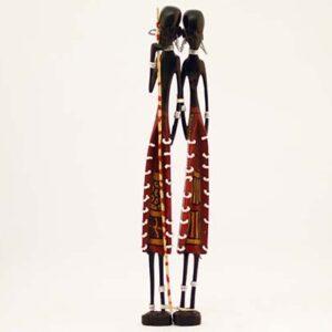 Massai Figure