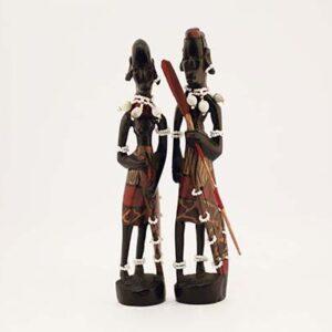 Massai Figures