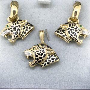 Ethnic Leopards